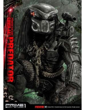 Predator statuette Big Game Cover Art Predator Deluxe Version 72 cm