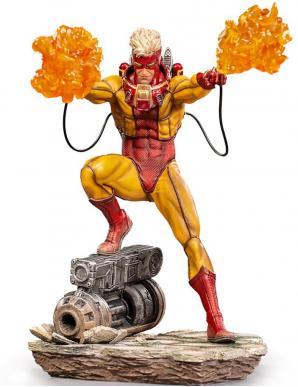 Marvel Comics statuette 1/10 BDS Art Scale Pyro...