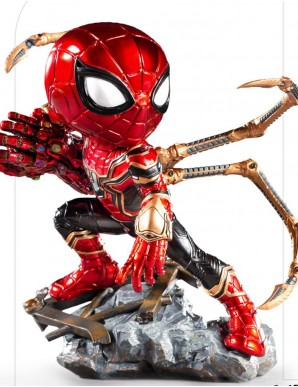 Avengers Endgame figurine Minico PVC Iron...
