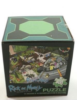Rick et Morty Puzzle LC Exclusive