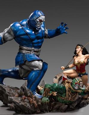 DC Comics diorama 1/6 Wonder Woman Vs Darkseid...