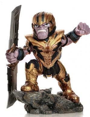 Avengers Endgame figurine MiniCo PVC Thanos 20 cm