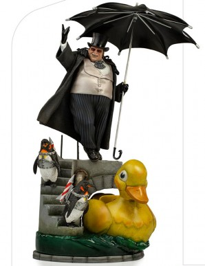 batman Returns statuette Deluxe Art Scale 1/10...