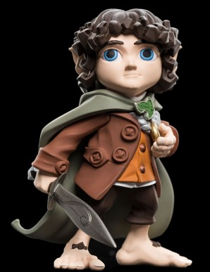 Frodo Baggins - The Lord of the Rings figurine...