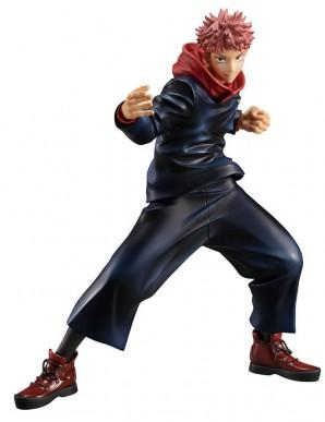 Jujutsu Kaisen statuette PVC Yuji Itadori 18 cm