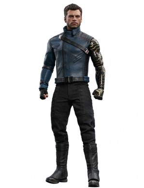 The Falcon and The Winter Soldier figurine 1/6...