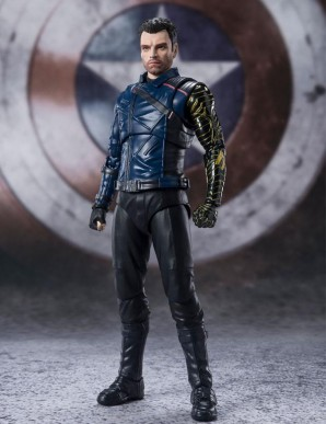 The Falcon and the Winter Soldier figure S.H....