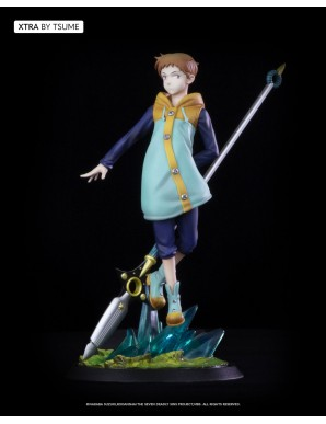 The Seven Deadly Sins statuette King by Tsume...