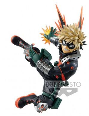 My Hero Academia statuette Katsugi Bakugo 12 cm