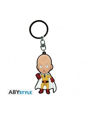 PVC Keychain - Saitama - One Punch Man
