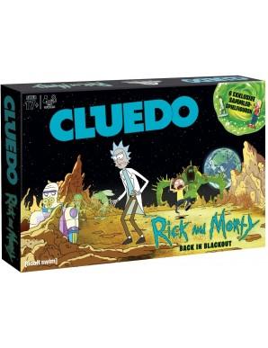 Cluedo - Rick et Morty - (FR)