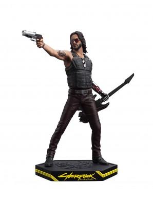 Cyberpunk 2077 statuette PVC Johnny Silverhand...