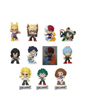 Mini POP Mystery figurine My Hero Academia 6 cm