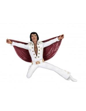 Elvis Presley figurine - En Direct en 1972  -18 cm