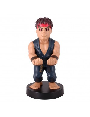 Street Fighter Cable Guy Evil Ryu 20 cm