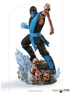 Sub-Zero - Mortal Kombat statuette 1/10 Art...