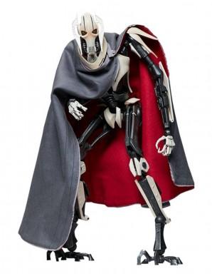 Star Wars figurine 1/6 General Grievous 41 cm