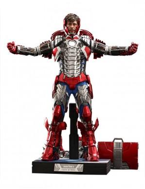 Iron Man 2 figurine Movie Masterpiece 1/6 Tony...