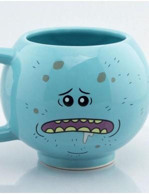Rick & Morty mug 3D Mr Larbin