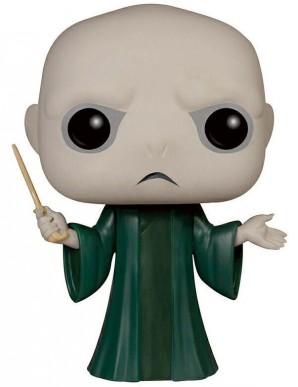 Harry Potter POP! Movies Vinyl figurine Voldemort 10 cm