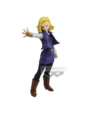 Dragon Ball Z statuette Match Makers Android 18...