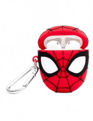 Marvel case for AirPods case PowerSquad Spiderman