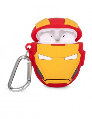 Marvel case for AirPods case PowerSquad Iron Man