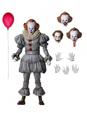 It: Chapter Two figurine Ultimate Pennywise 18 cm