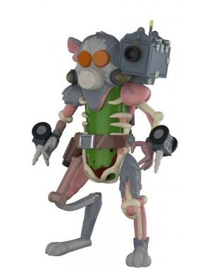 Rick & Morty figurine Rick-ornichon 13 cm