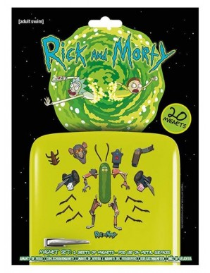 Rick and Morty: Weaponize...