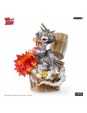 Tom & Jerry statuette Prime Scale 1/3 Tom & Jerry 21 cm