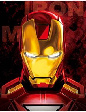 Poster Framed - IronMan -...