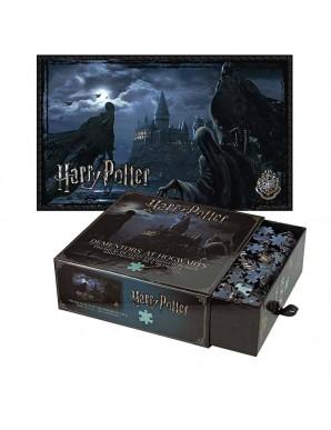 Harry Potter Puzzle Détraqueurs à Hogwarts...