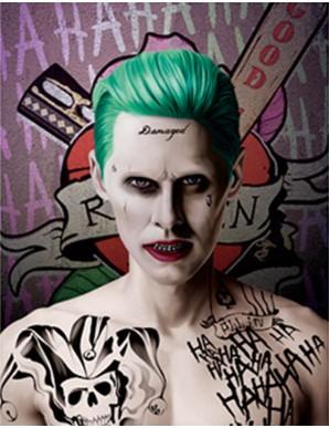 Poster Framed - Suicide Squad - Joker and...