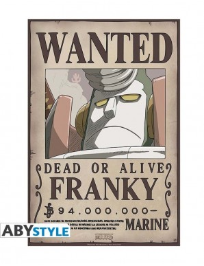 """One Piece - Poster """"WANTED..."""