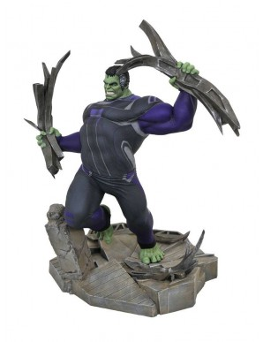 Hulk - Avengers : Endgame diorama Marvel Movie...