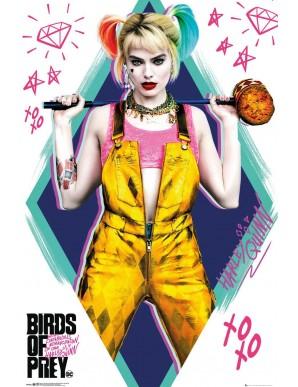 Birds of Prey poster Harley...