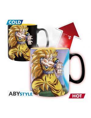 Thermo reactive mug - Kamehameha - Son Goku -...