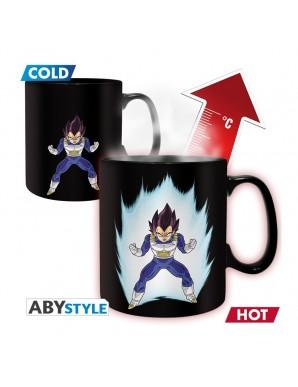 Thermo reactive mug -  Vegeta - Dragon Ball