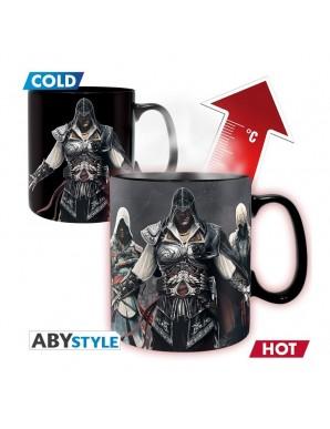 Thermo reactive mug -  Assassin's Creed