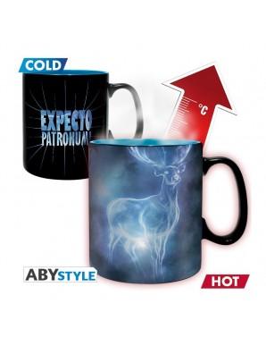 Thermo reactive mug -  Harry Potter - Expecto...