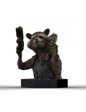 Rocket Raccoon & Groot - Guardians of the...
