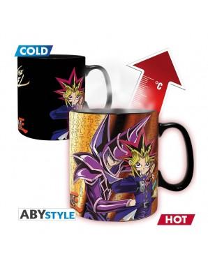 Thermo reactive mug -  Yugi vs Kaïba - YU-GI-OH!