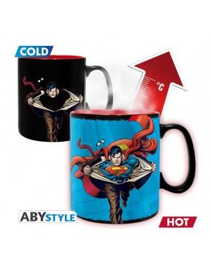 Thermo reactive mug -  DC Comics - Superman