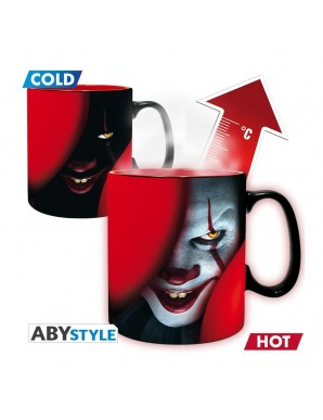 Thermo reactive mug -  iT- Pennywise - Time to...