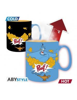 Thermo reactive mug -  Disney - Aladdin