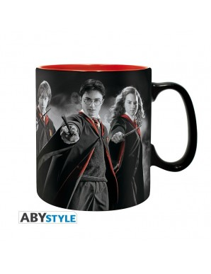 Mug - Harry, Ron, Hermione - Harry Potter