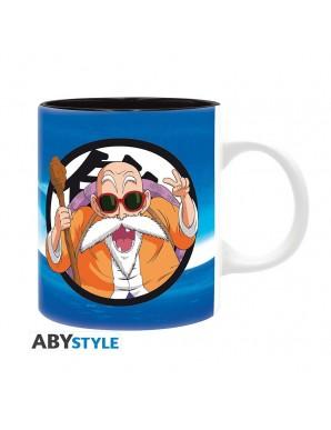 Mug- Dagon ball- Master Roshi