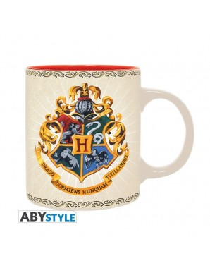 Tasse- Poudlard Les 4 Maisons - Harry Potter