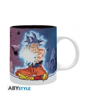 Mug - Dragon ball super- Goku ultra instict vs...